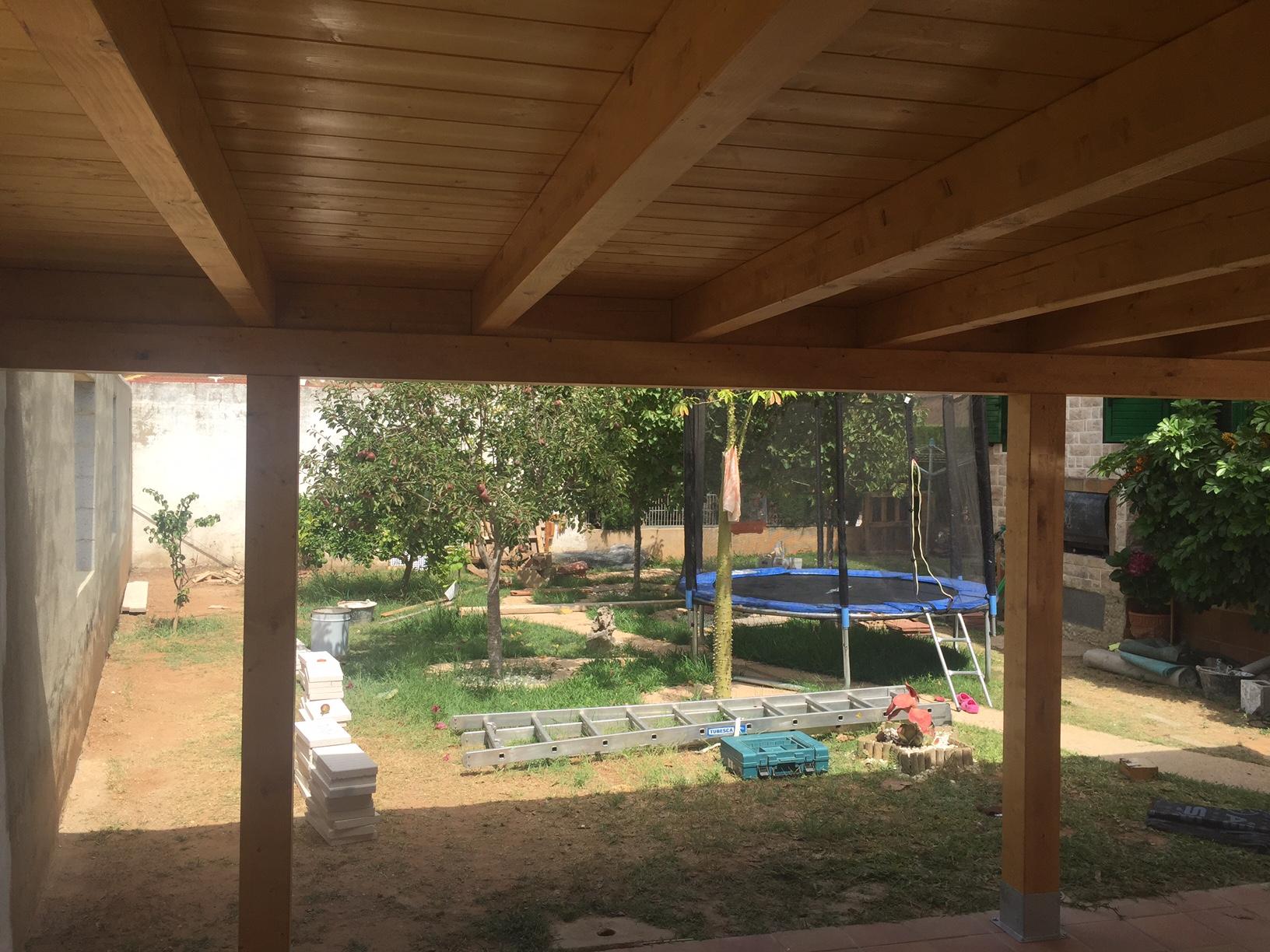 Terrazas y jardines maderascastellar - Porches y jardines ...
