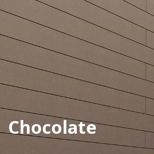 tarima de color chocolate