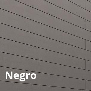 tarima de color negro