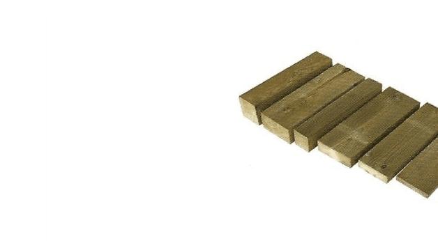 Venta de madera tratada suelos de madera techos de madera for Vigas de madera para jardin