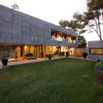madera de viroc en una casa moderna