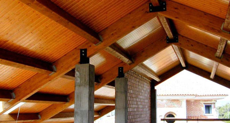 Vigas de madera maderascastellar - Vigas de madera en valencia ...