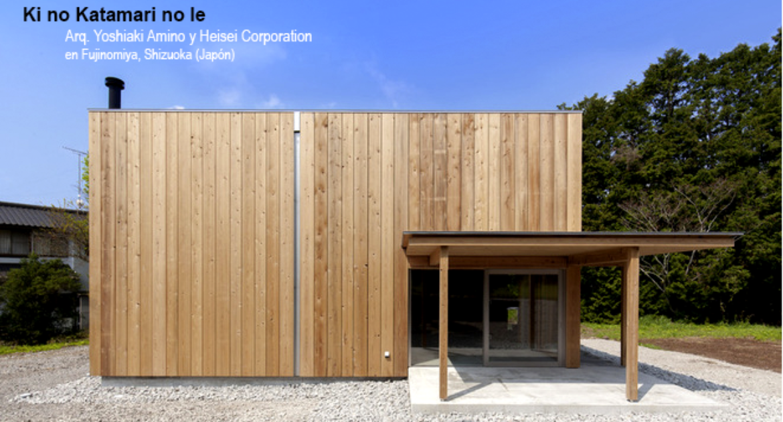 Arquitectura en madera maderascastellar - Arquitectura en madera ...