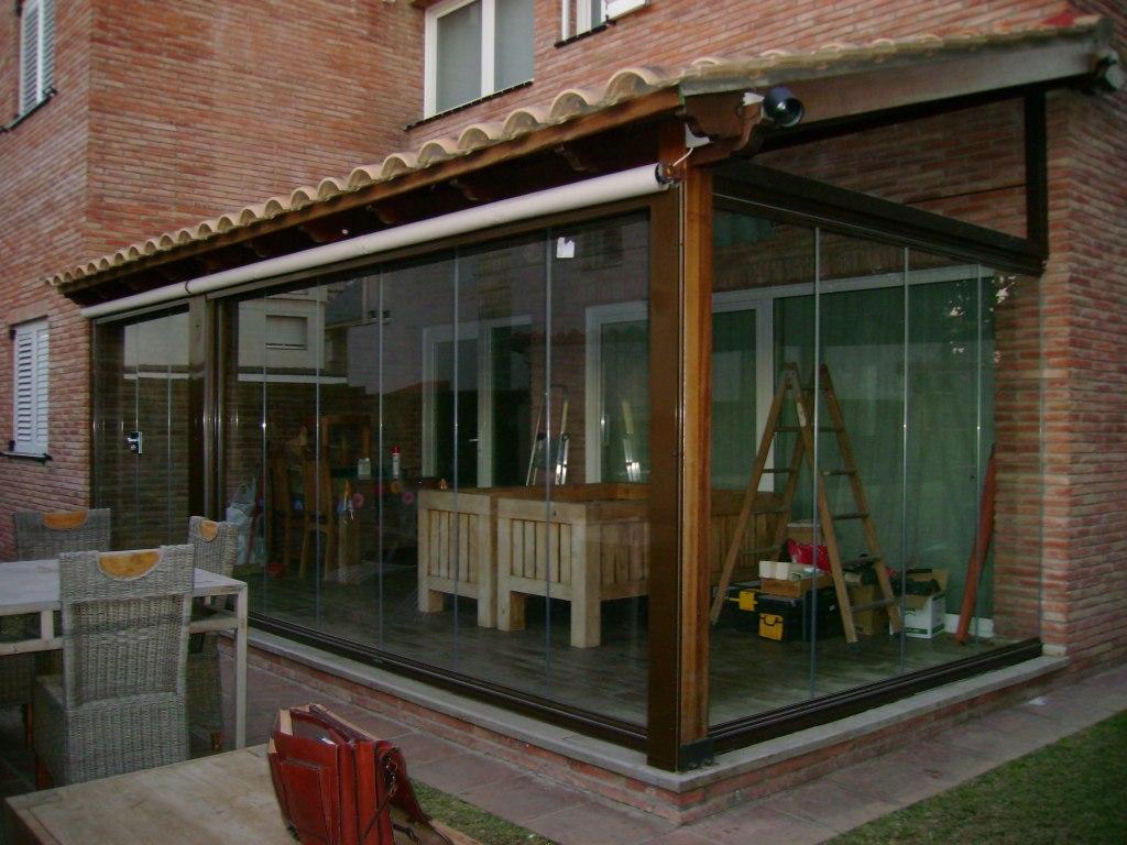 Cortinas de cristal 8 maderascastellar - Precio de cortinas de cristal ...