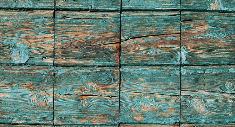 la madera y el arte