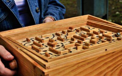 La madera como elemento de ocio